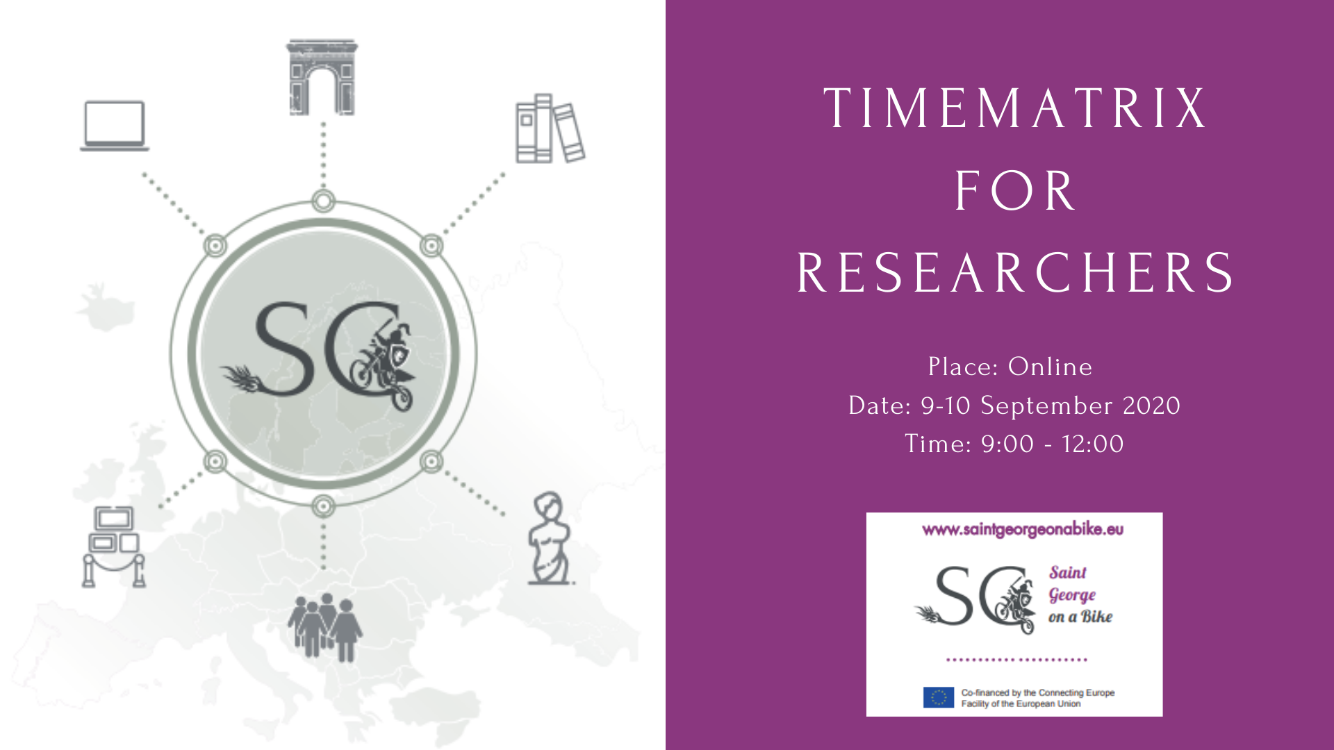 TimeMatrix for Researchers banner